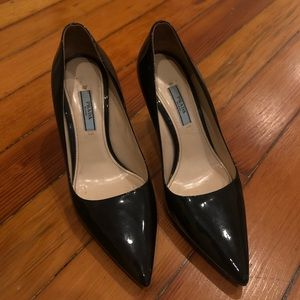 Prada patent leather pumps size 37